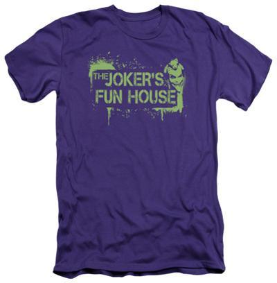 Batman Arkham City - Joker's Fun House (slim fit)