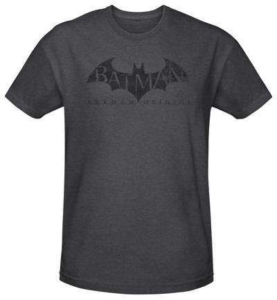 Batman Arkham Origins - Crackle Logo