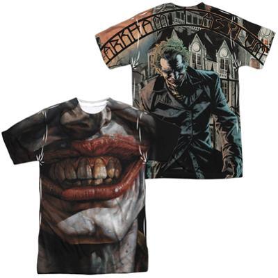 Batman- Asylum (Front/Back)