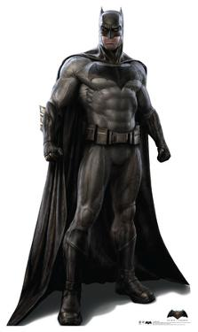 Batman - Batman v Superman: Dawn Of Justice Lifesize Cardboard Cutout
