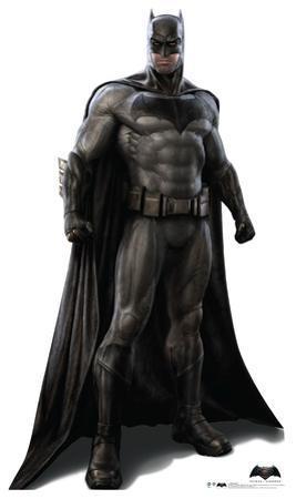 Batman - Batman v Superman: Dawn Of Justice Lifesize Standup