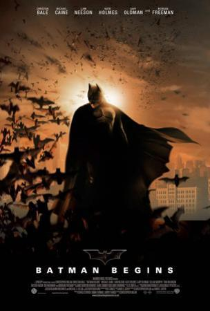 Batman Begins - UK Style