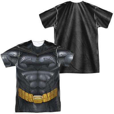 Batman- Body Armour Costume Tee (Front/Back)