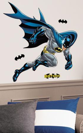 Batman Bold Justice Peel & Stick Giant Wall Decal