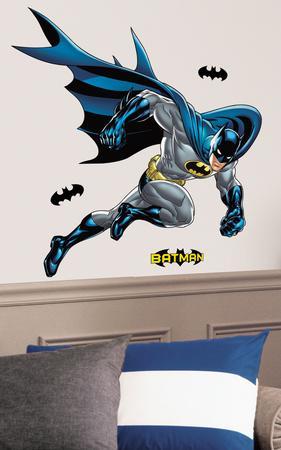 Batman Bold Justice Peel U0026 Stick Giant Wall Decal