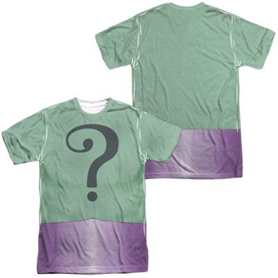 Batman Classic TV- Riddler Uniform (Front/Back)