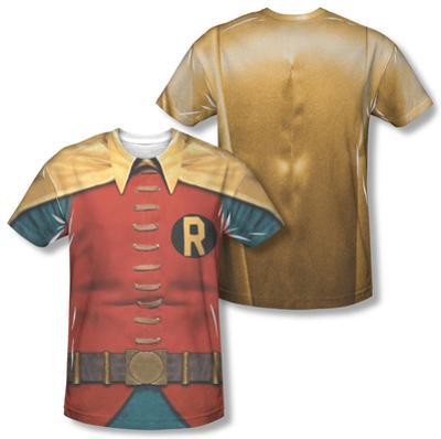 Batman Classic TV - Robin Costume (Front/Back Print)