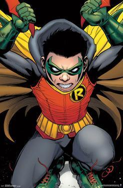 Batman- Damian Wayne Robin