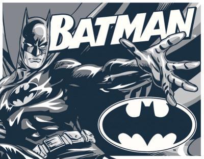 Batman - Duotone