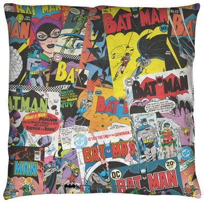 Batman - Fan Throw Pillow