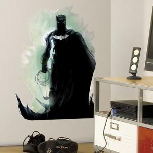 Batman Figure Peel And Stick Giant Wall Graphic