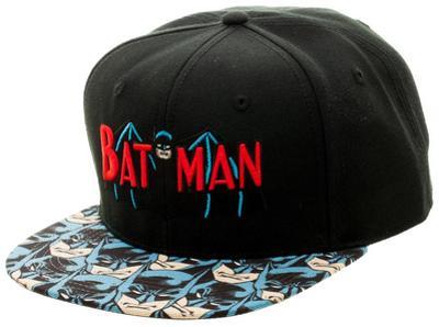 Batman- Hero Bill Logo Snapback