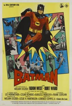 Batman  - Italian Style
