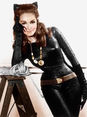 Batman, Julie Newmar, 1966-68.