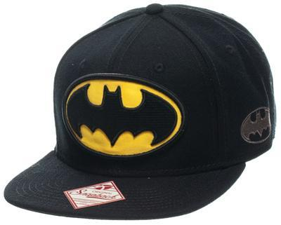 Batman - Logo Black Snapback