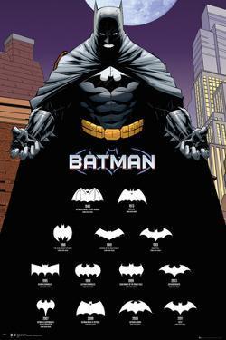 Batman- Logo Legacy