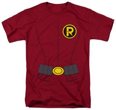 Batman - New Robin Costume