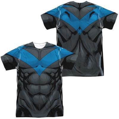 Batman- Nightwing Blue Uniform (Front/Back)