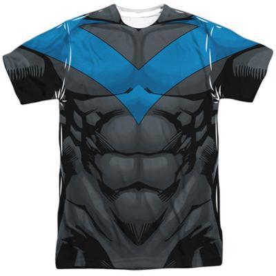 Batman- Nightwing Blue Uniform