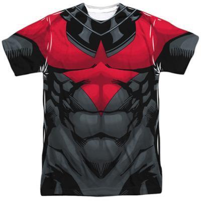 Batman- Nightwing Red Uniform