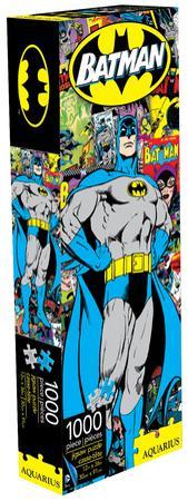 Batman Retro 1000 Piece Slim Puzzle