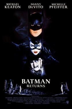 BATMAN RETURNS [1992], directed by TIM BURTON.