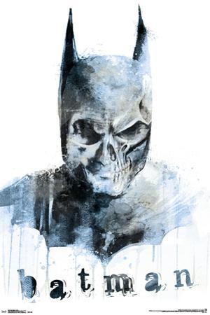 Batman- Skull Cowl