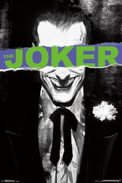 Batman- The Joker Censored