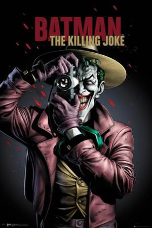 Batman- The Killing Joke Cover