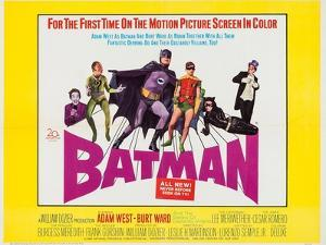 Batman: the Movie, 1966