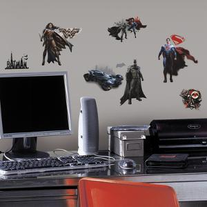 Batman v Superman Peel and Stick Wall Decals