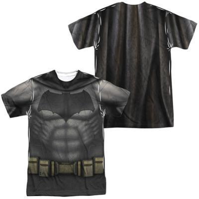 Batman vs. Superman- Batman Uniform Costume (Front/Back)