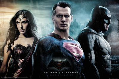 Batman vs. Superman- City