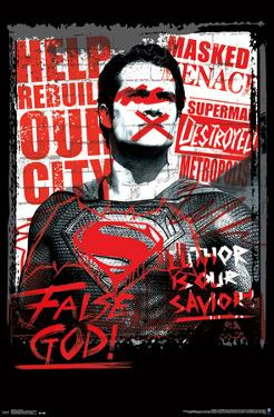Batman vs. Superman - False God