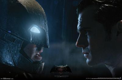 Batman vs. Superman - Stare