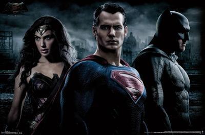 Batman vs. Superman - Trio