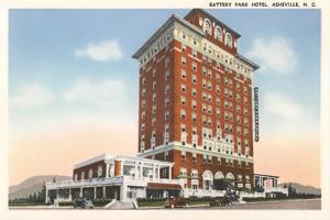 Battery Park Hotel, Asheville