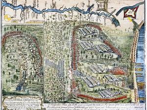 Battle Of Lake George, 1755
