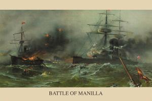 Battle of Manila Harbor