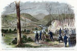 Battle of Philippi, West Virginia, American Civil War, June 1861
