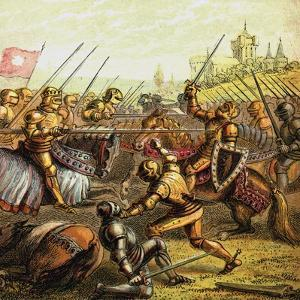 Battle of Tewkesbury, 1471