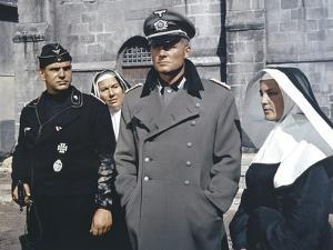 BATTLE OF THE BULGE, 1965 directed by KEN ANNAKIN Robert Shaw (photo)