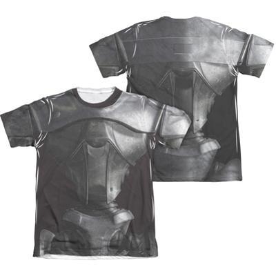 Battle Star Galactica- Centurion Costume Tee (Front/Back)