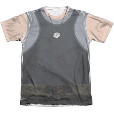 Battle Star Galactica- Uniform Costume Tee