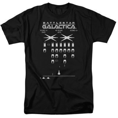 Battlestar Galactica- Cylon Invaders
