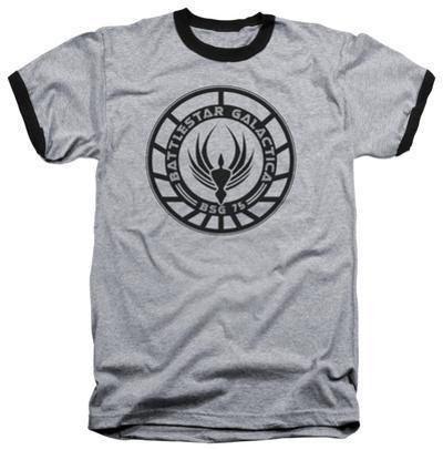 Battlestar Galactica - Galactica Badge Ringer