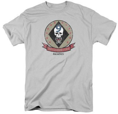 Battlestar Galactica- Headhunters Badge