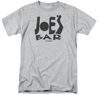 Battlestar Galactica- Joes Bar Logo