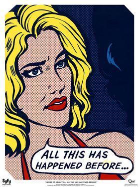 Battlestar Galactica - Ladies of Galactica: Pop Art Six