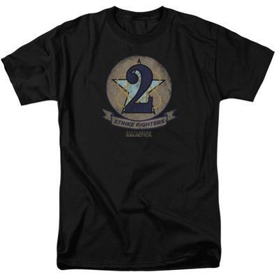 Battlestar Galactica- Strike Fighters Badge
